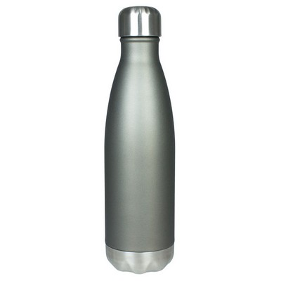 THERMO BOTTLE 500ML - GUNMETAL