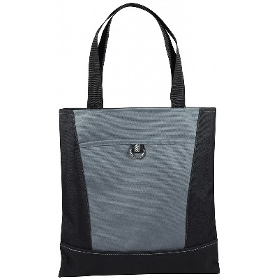 Infinity Tote - Black/ Silver