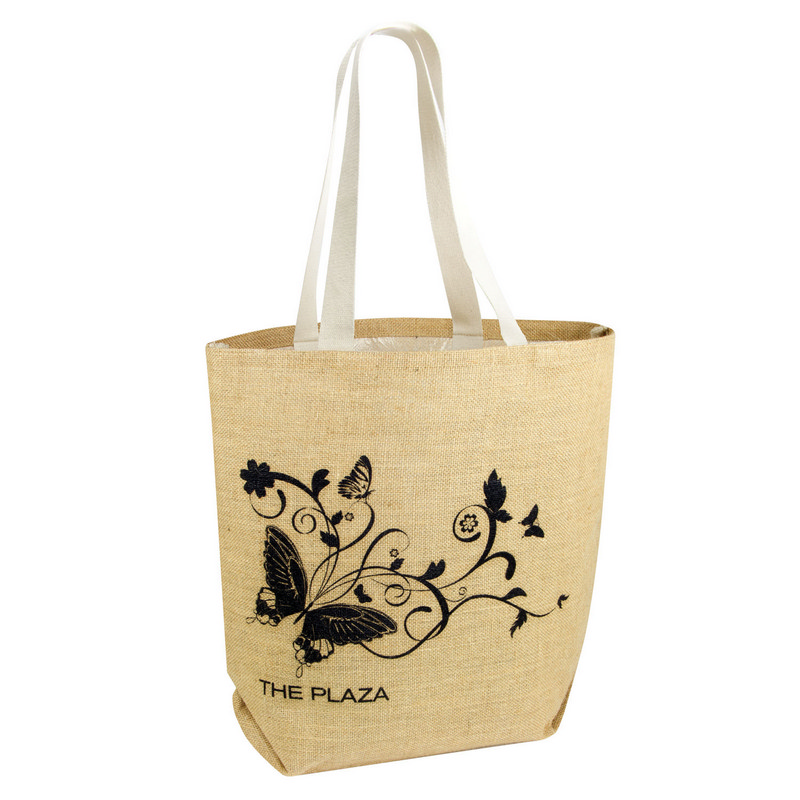 Jute Shopper Bag (S3001_MXM)