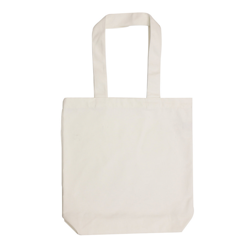 Canvas Tote Bag - Cream (S3016C_MXM)
