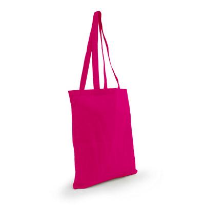 Cotton Tote Bag - Magenta (S3017M_MXM)