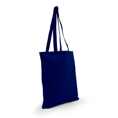 Cotton Tote Bag - Navy Blue (S3017NB_MXM)