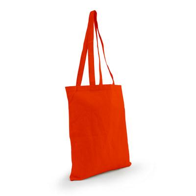 Cotton Tote Bag - Orange (S3017O_MXM)