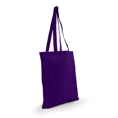 Cotton Tote Bag - Purple (S3017PU_MXM)