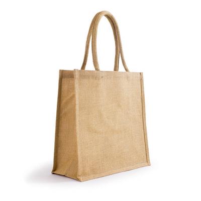 Bonanza Jute Tote Bag - NaturalNatural (S3120NN_MXM)