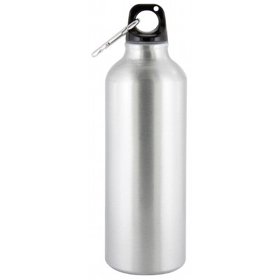 750Ml Everest Bottle Silver