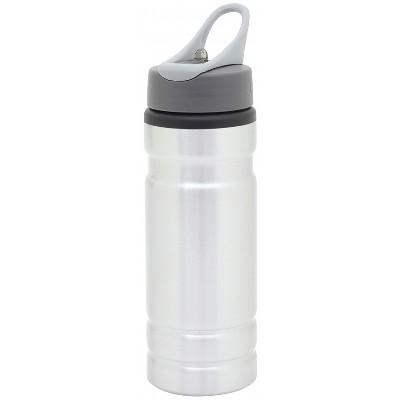 Nitro Aluminium Bottle- Silver