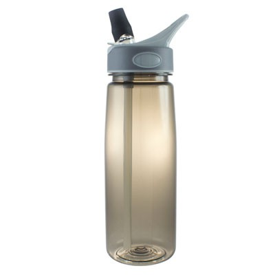 SAHARA SPORTS BOTTLE - BLACK TRANSLUCENT