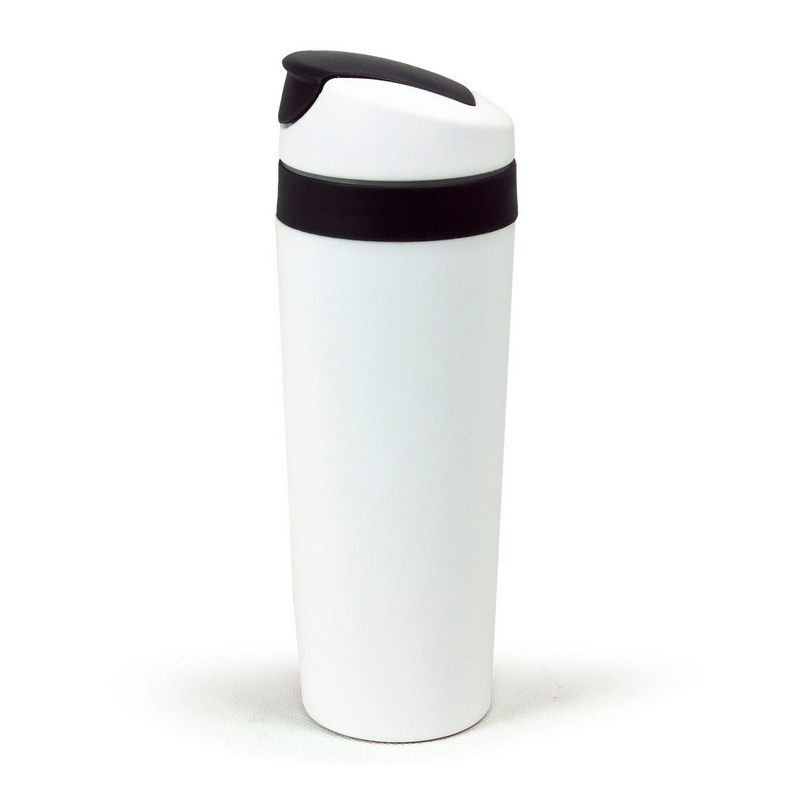 Neo Travel Mug - WhiteGrey (S697W_MXM)