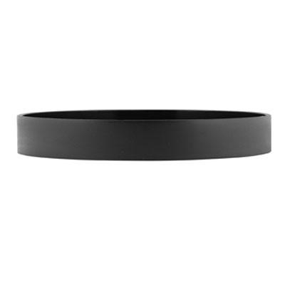 Silicone Wrist Band - Black