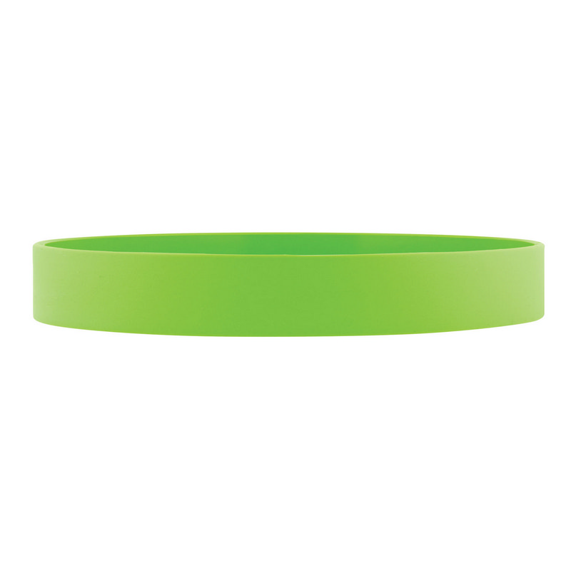 Silicone Wrist Band - Lime Green (SB505_MXM)