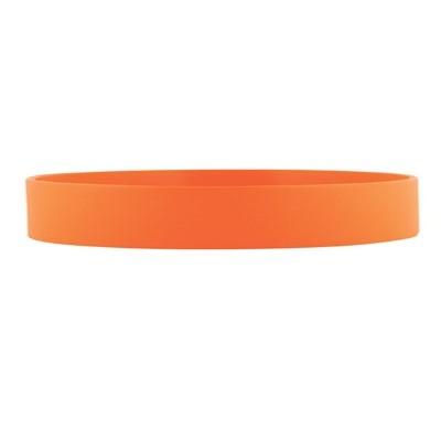 Silicone Wrist Band - Orange