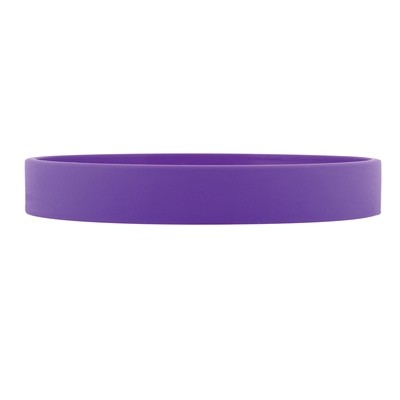 Silicone Wrist Band - Purple SB510_MXM