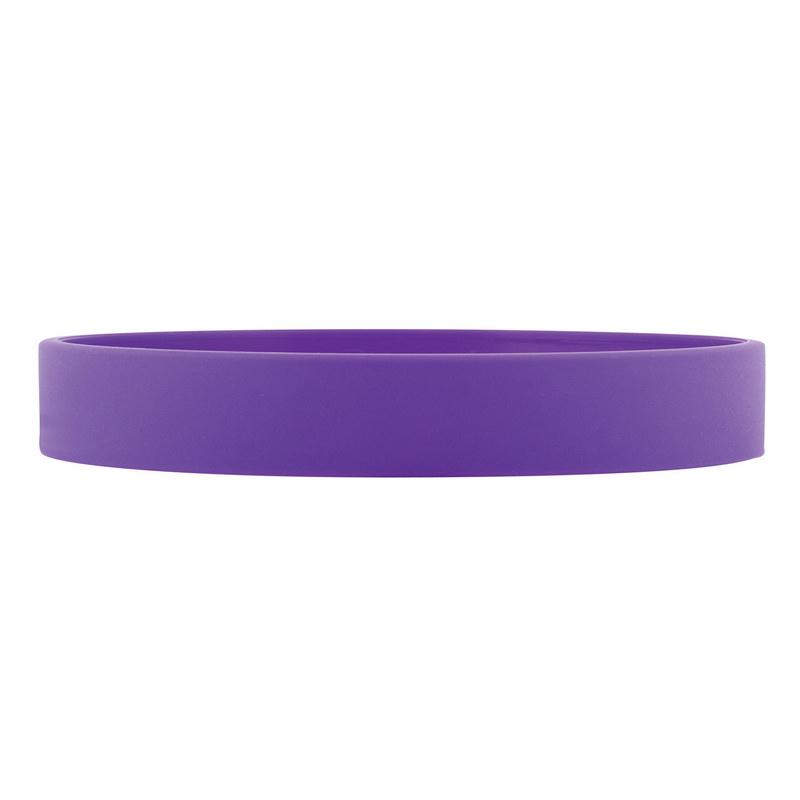 Silicone Wrist Band - Purple (SB510_MXM)