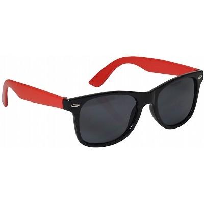 Retro Sunglasses - Red