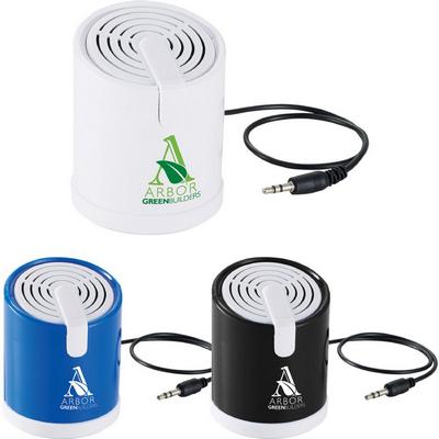 Round Wire Speaker - (Includes Decoration) SM-3791_BNZ