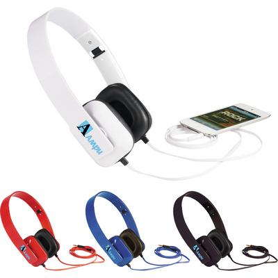 Techno Headphones - (Includes Decoration) SM-3819_BNZ