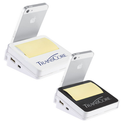Stickz USB Hub & Phone Holder (SM-3834_BNZ)