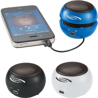 Ripple Mobile Speaker - (Includes Decoration) SM-3843_BNZ
