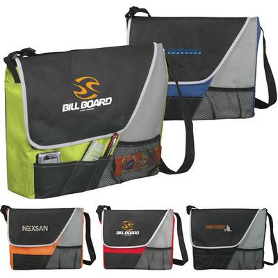 The Rhythm Messenger Bag (SM-7349_BNZ)