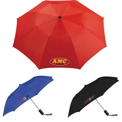Seattle 91cm Folding Auto Umbrella (SM-9536_BNZ)