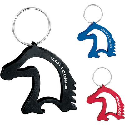 Horse Head-Shaped Bottle / Can Opener (SM-9729_BNZ)