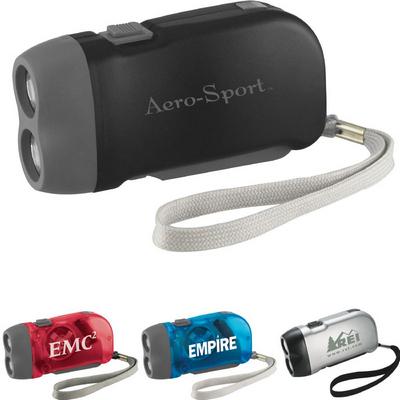 Hand-Powered Flashlight (SM-9852_BNZ)