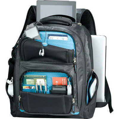 Zoom Checkpoint-Friendly Compu-Backpack