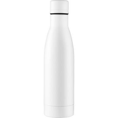 Vasa Copper Vacuum Insulated Bottle - White (4085WH_RNG_DEC)