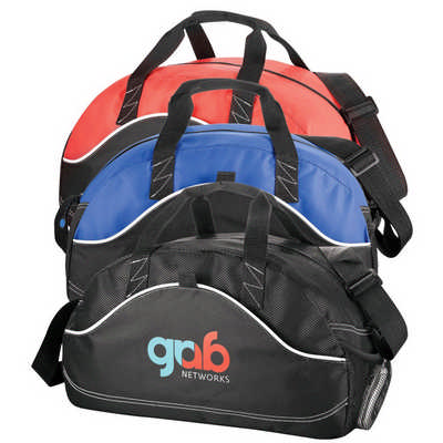 Boomerang Duffel Sports Bag (5147RD_RNG_DEC)