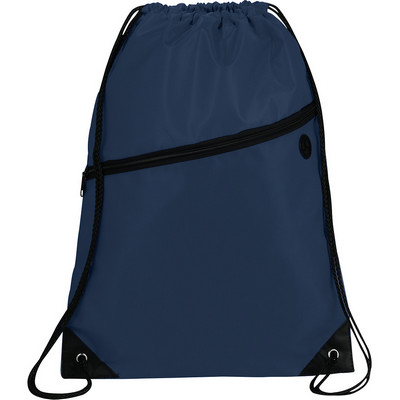 Robin Drawstring Bag - Navy (5163NY_RNG_DEC)