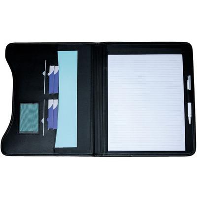 Microfibre A4 Pad Cover (560BK_RNG_DEC)