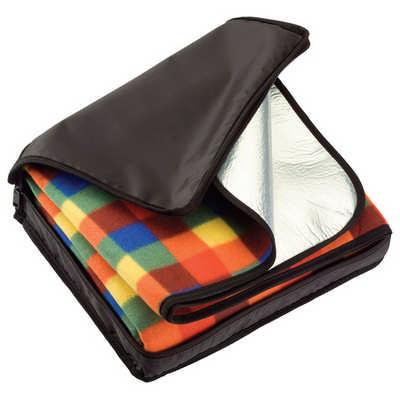 Picnic Rug in Carry Bag (7854BK_RNG_DEC)