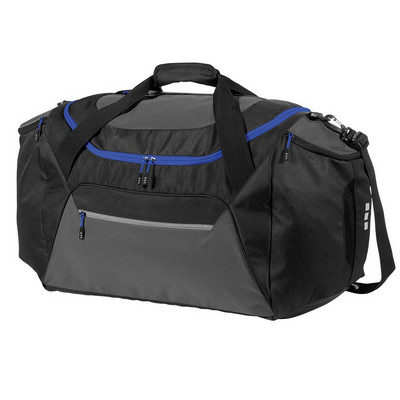 Elevate Milton Travel Bag (EV1008BK_RNG_DEC)