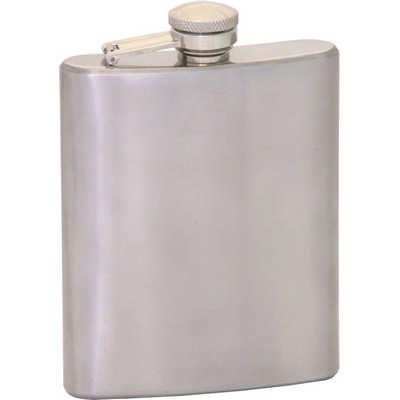Hip flask - Includes Decoration G52_ORSO_DEC