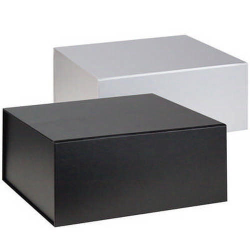 Flat pack magnetic box  - (printed with 4 colour(s))