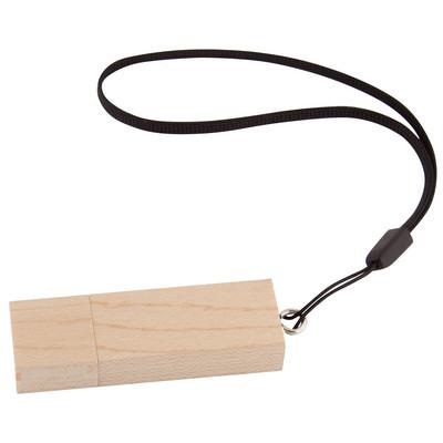 Rectangle Bamboo USB (G1192_ORSO_DEC)
