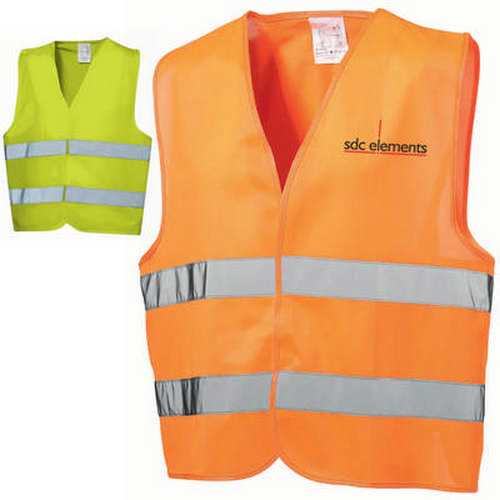 Promo safety vest (G1473_ORSO_DEC)