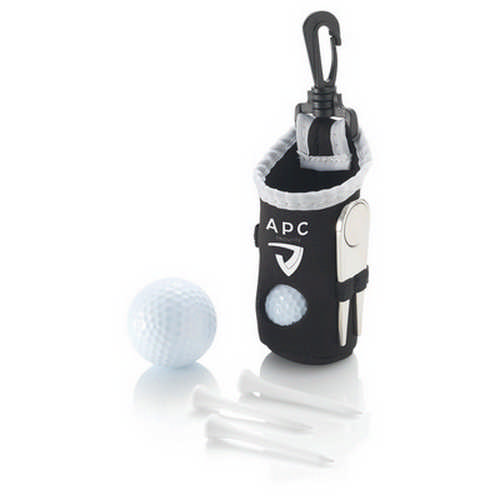 Golf gift set - (printed with 1 colour(s)) G1489_ORSO_DEC