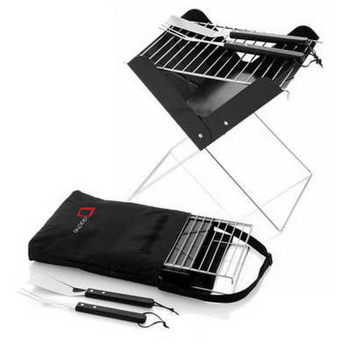 Foldable BBQ set (G1498_ORSO_DEC)