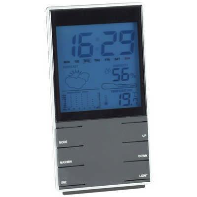 Desktop weather clock (G1608_ORSO_DEC)