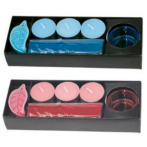 Candle Set Incienso - (printed with 1 colour(s))