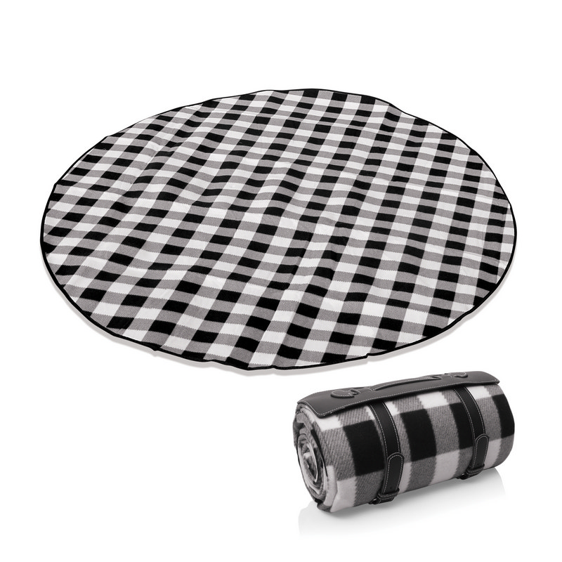 Round Picnic Blanket - �170cm (L469_GL_DEC)