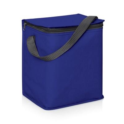 6 Bottle/12 Can Cooler Bag w/Carry Strap - 5L (L472A_GL_DEC)