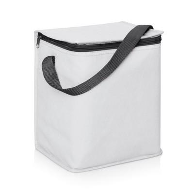 6 Bottle/12 Can Cooler Bag w/Carry Strap - 5L (L472D_GL_DEC)