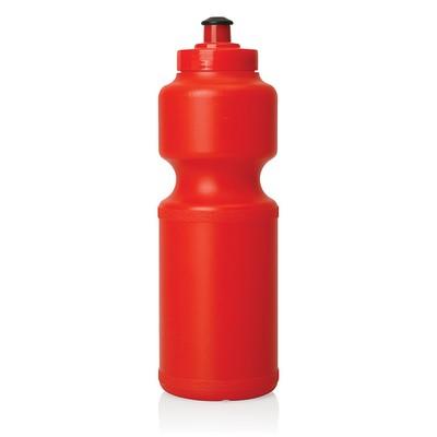 Sports Bottle w/Screw Top Lid - 750mL (M221C_GL_DEC)