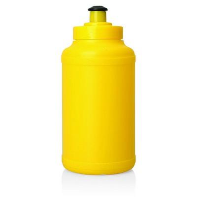 Sports Bottle w/Screw Top Lid - 500mL (M222G_GL_DEC)