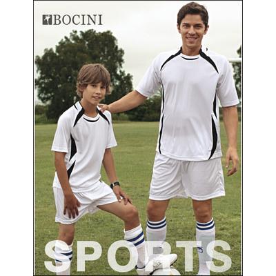 Kids Plain Sports Shorts (CK708_BOC)