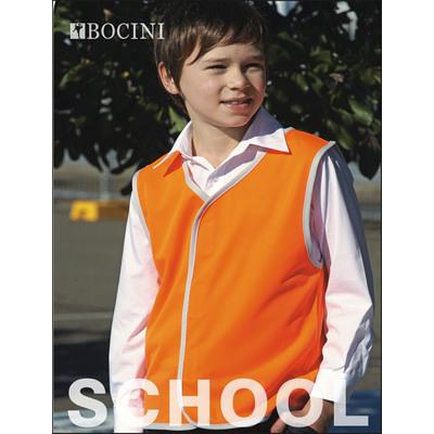 Kids High-Vis Safety Vest (SJ1318_BOC)