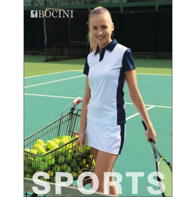 Ladies Sports Polo (CP1203_BOCNZ)